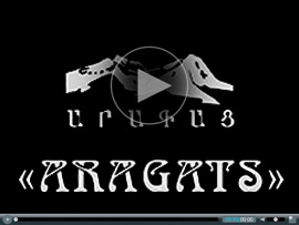 Video restaurant Aragats