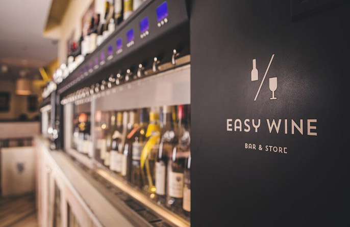Wine bar Easy Wine