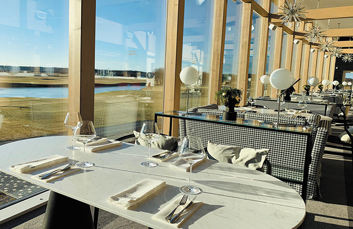 Restaurant Jurmala Golf Club & Hotel