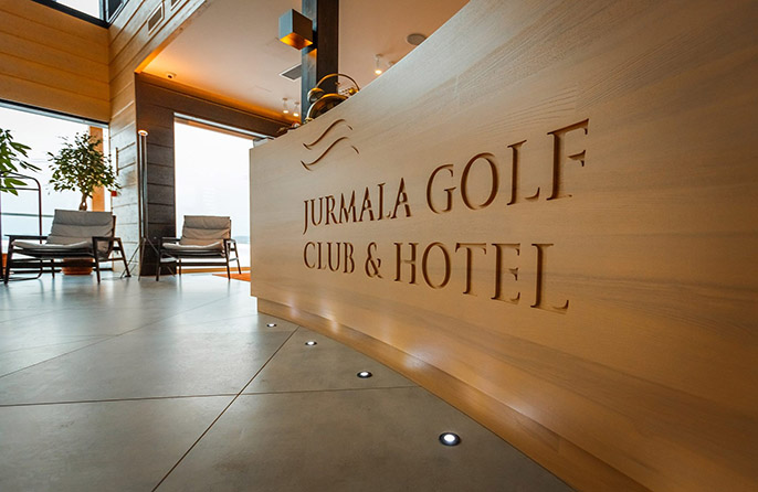 Ресторан Jurmala Golf Club & Hotel