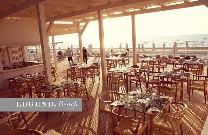 Restaurant Legend.Beach