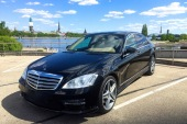 Auto noma Mercedes-Benz S-class Long 2012