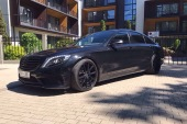 Rent Mercedes W222 S-class Long 2016 AMG - Riga