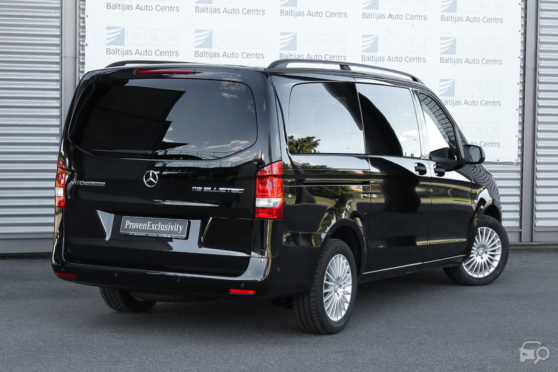 Rent a bus with driver Mercedes Vito 2016