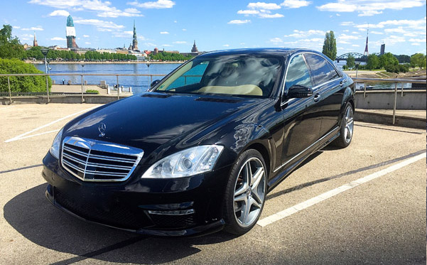 Rent Mercedes-Benz S-class Long 2011
