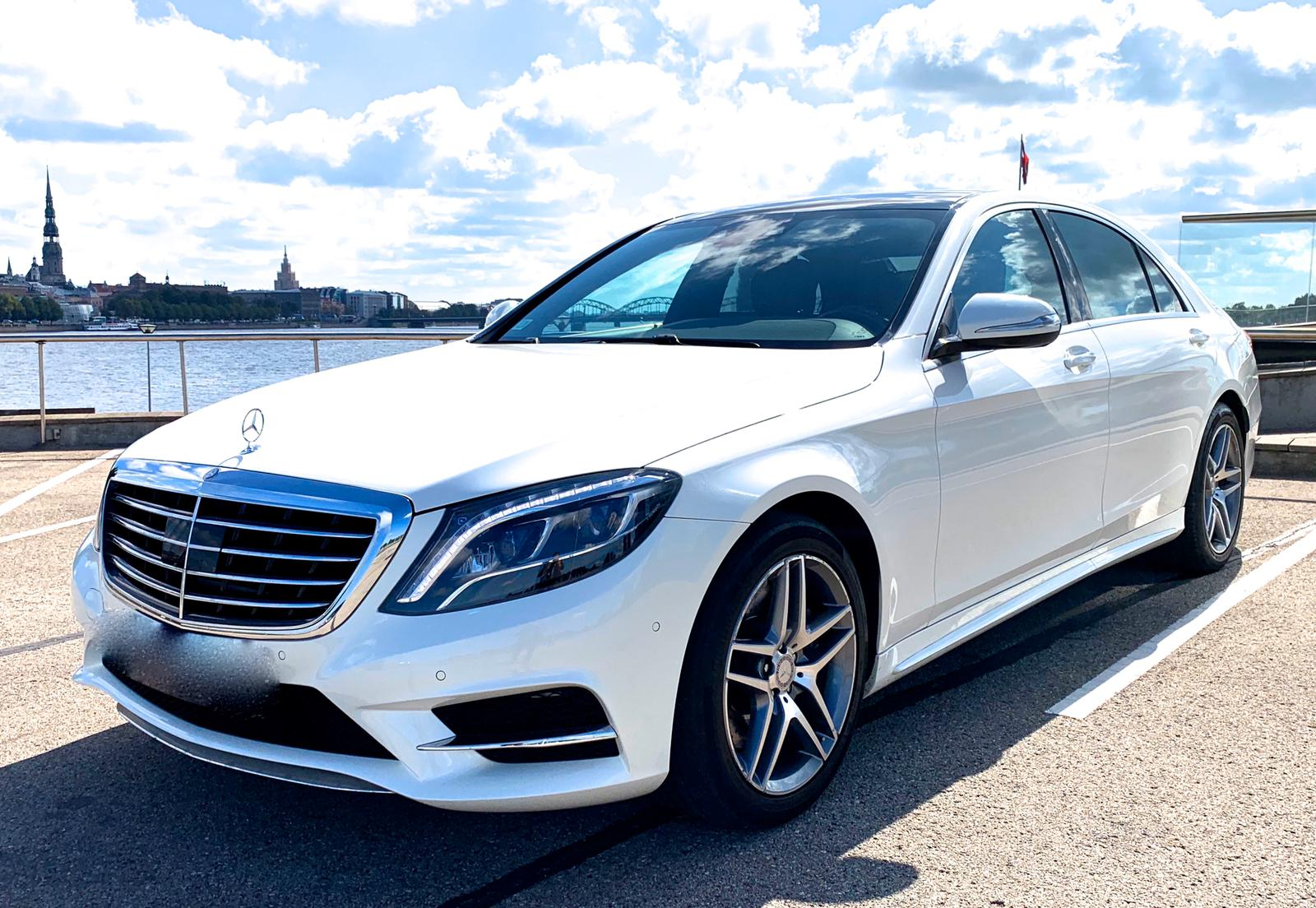 Rent Mercedes-Benz S-class Long 2012
