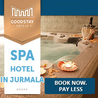 SPA hotel in Jurmala
