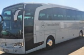 Rent a bus Merecedes-Benz Travego