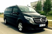 Rent a bus Mercedes-Benz V-class