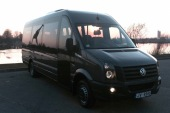 Rent a bus VW Crafter VIP