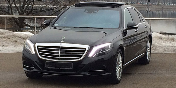 Auto noma Mercedes New W 222 S-class Long 2015