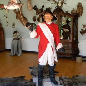Vidzeme coast with visiting the museum of baron Munchausen's