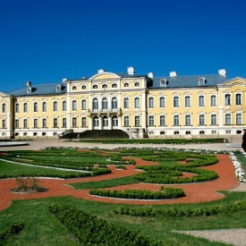 Excursion in Rundale Palace