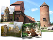 Guided tours to Sigulda
