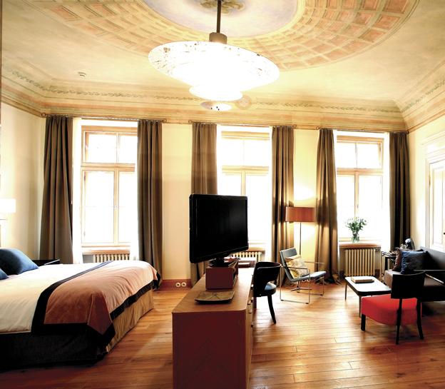 Dome Hotel And Spa Riga