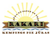 Logo Guest House, Restaurant, Camp Site - RAKARI