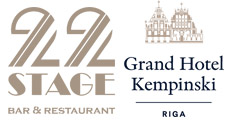 Logo Restaurant Stage 22