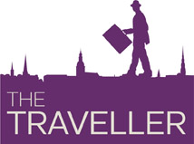 Logo Restorāns The Traveller
